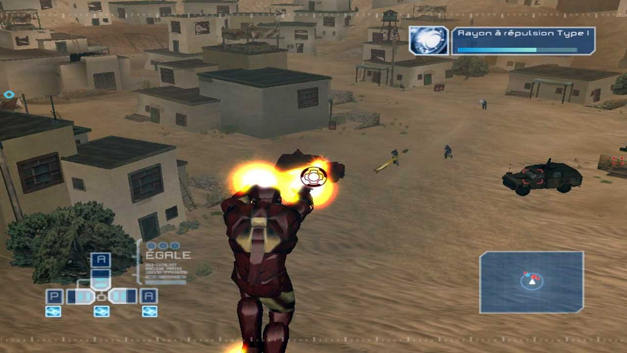 Игру Iron Man Torrent