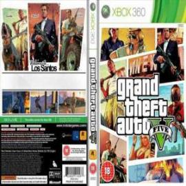 Grand Theft Auto 5 (XBOX360)