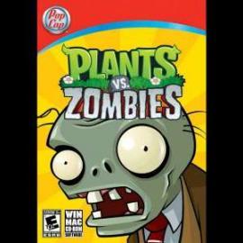 Растения против Зомби 1