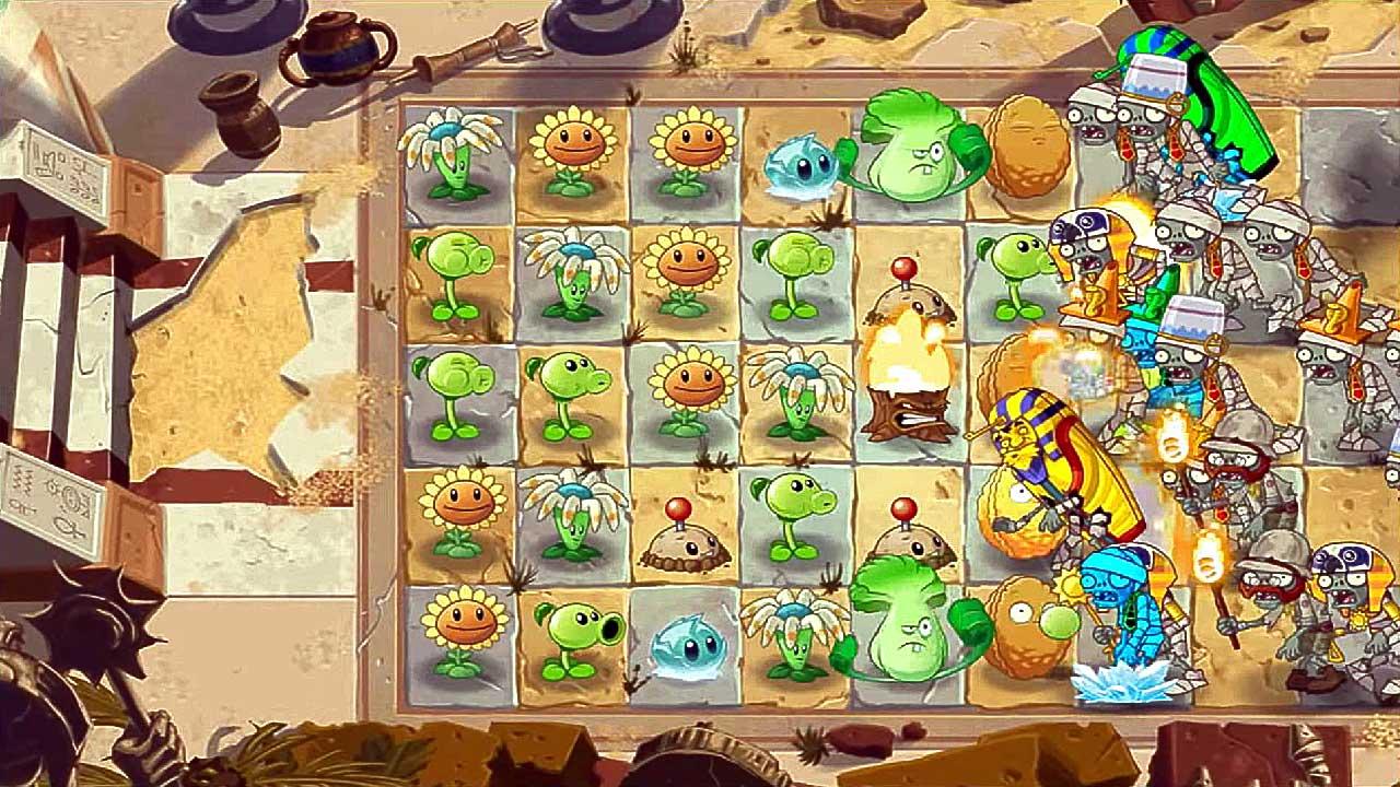 картинки в игре растения против зомби нежная мясистая