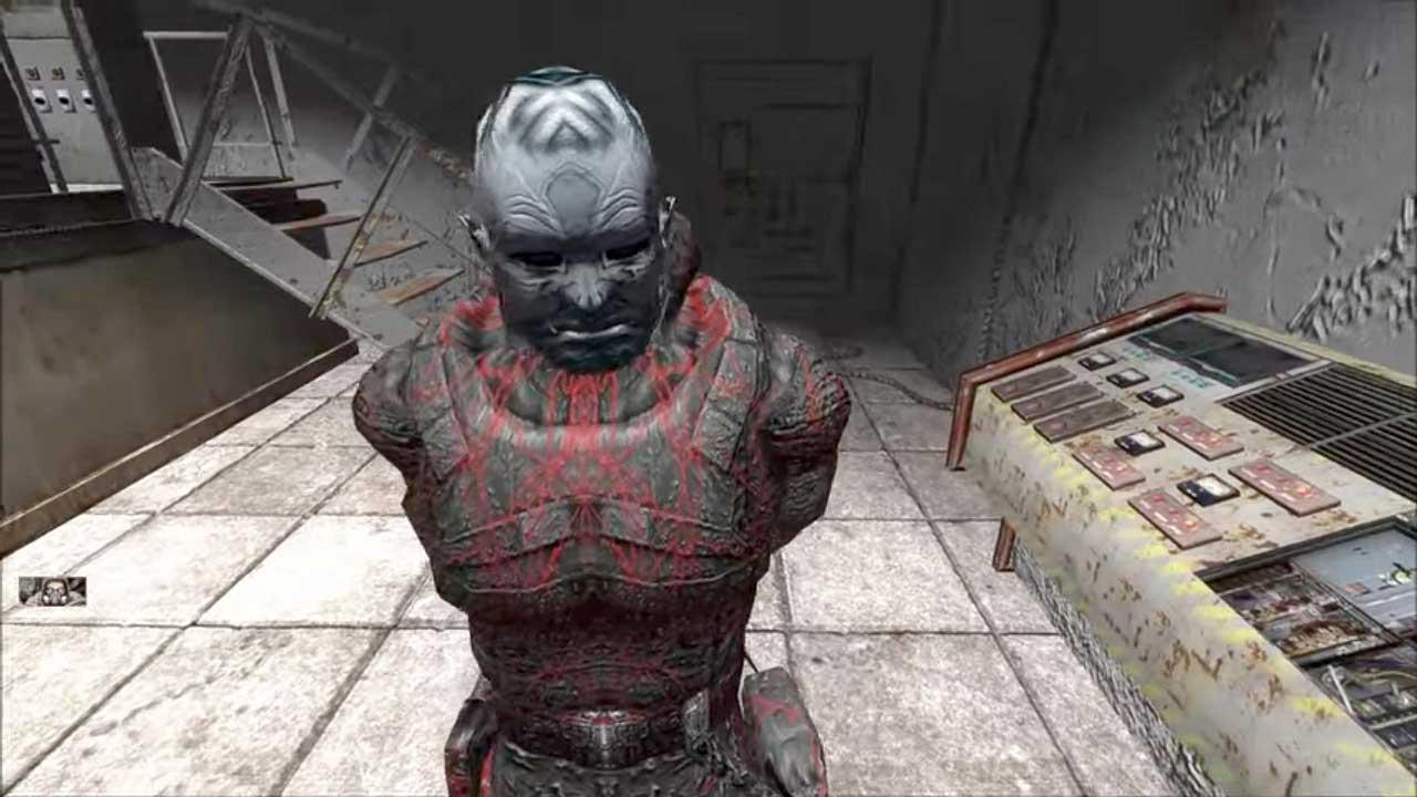 ругали картинки из игры сталкер упавшая звезда честь наемника цвета