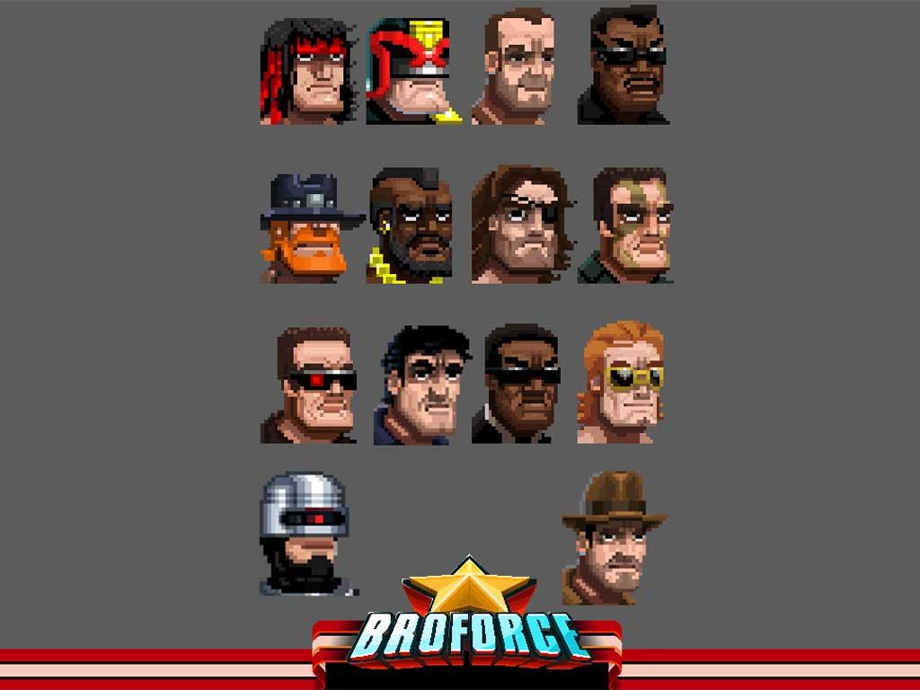 Broforce (полная версия) [2017] скачать торрент   game-mod. Ru все.