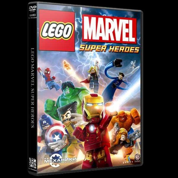 Игра лего марвел супергерои скачать