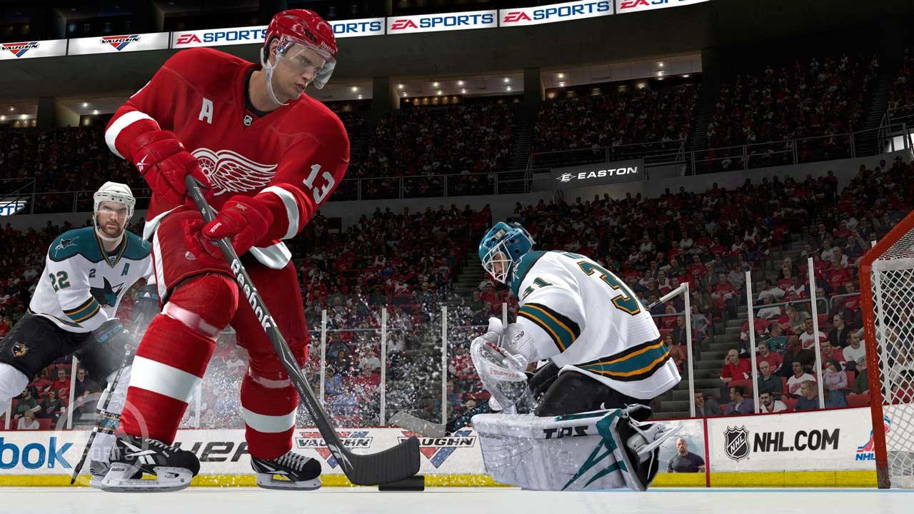 Игры хоккей скачать на компьютер нхл