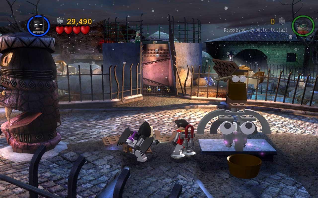 Скачать игру лего бэтмен на компьютер