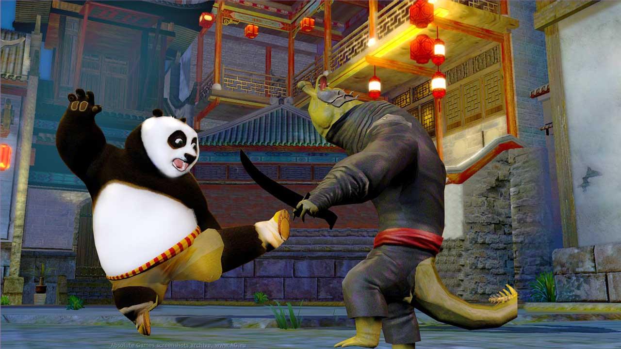 Видео обзор кунг фу панда 2