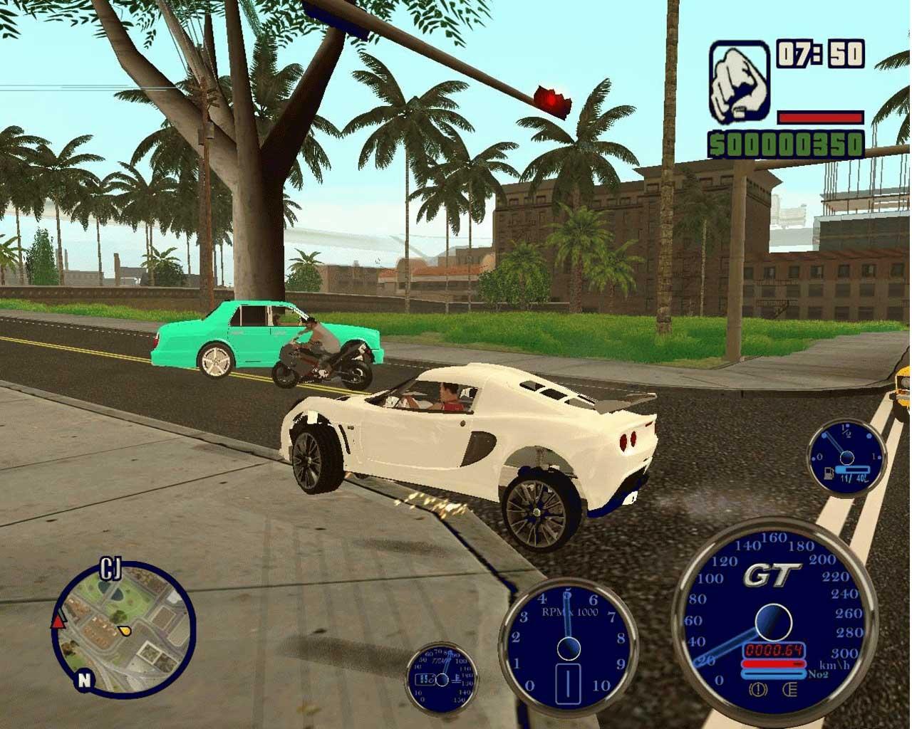 GTA San Andreas Free Game Download Full Version