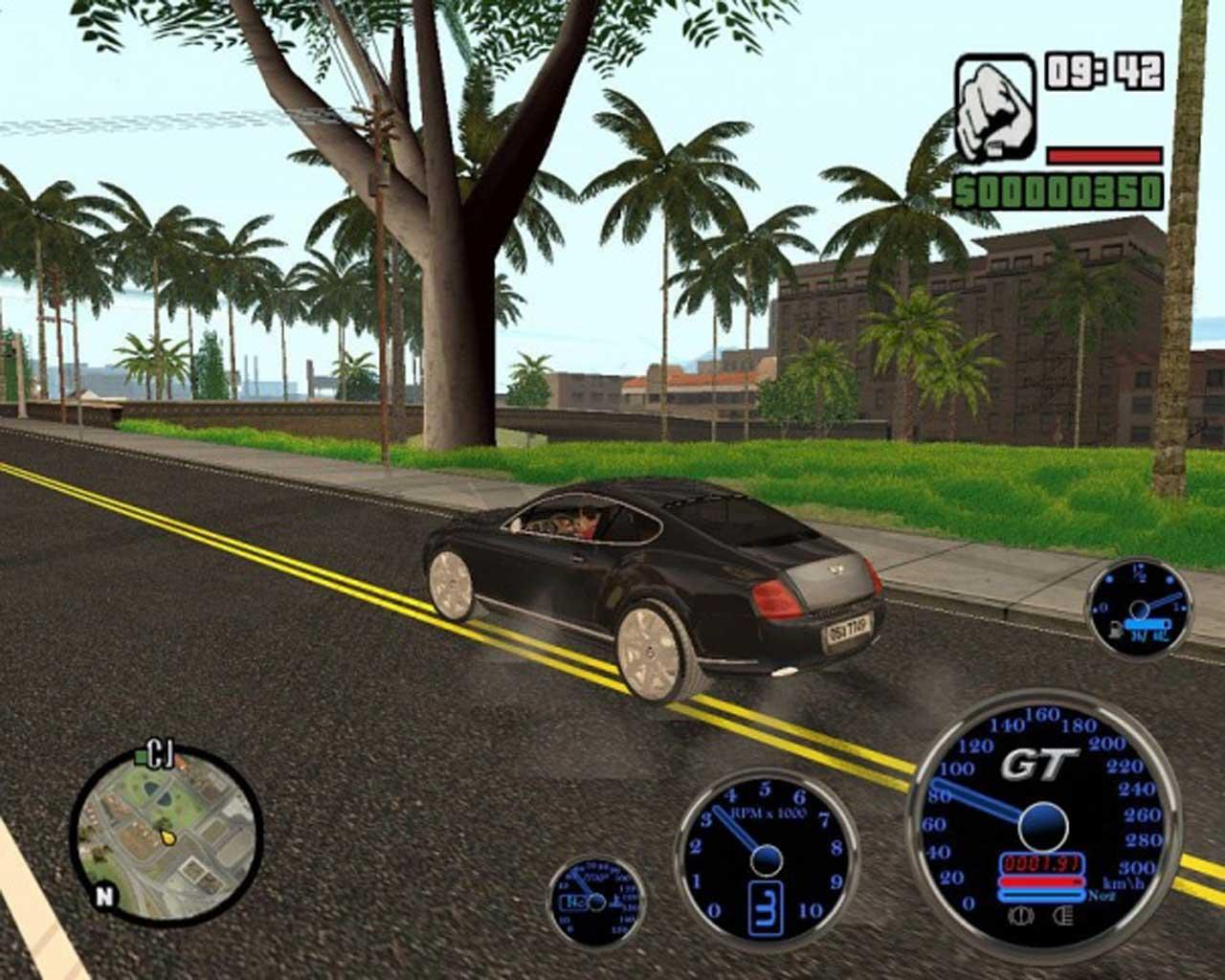 Скачать Grand Theft Auto: San Andreas для Android Action