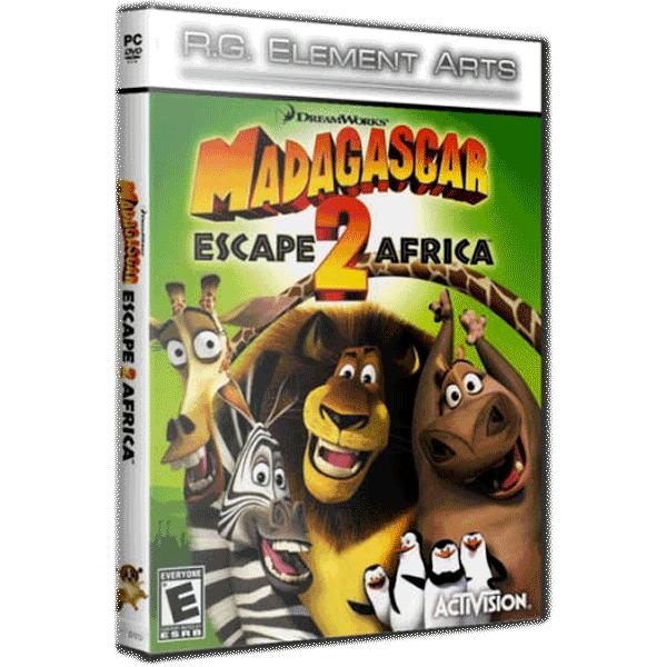 Мадагаскар 2 скачать игру на компьютер на русском.