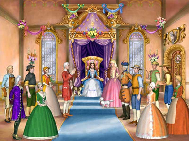 видео игры барби и волшебство пегаса